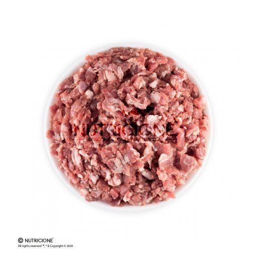 Foto de carne de cerdo para perros y gatos