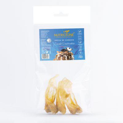 Snack para perro Oreja de cordero