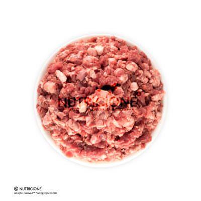Foto de carne de ternera para perros y gatos
