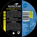 Maxvital-nutricione-etiqueta-nutriciónactiva