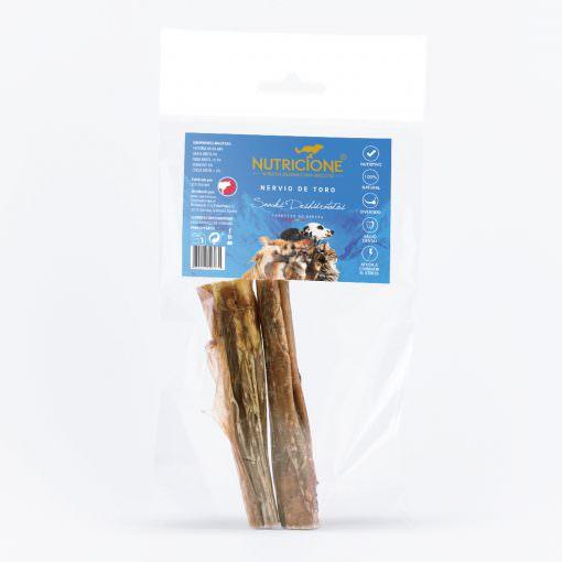 Snack natural para perro Nervio de toro