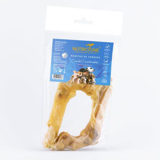 Snack- Manitas de cordero -deshidratadas