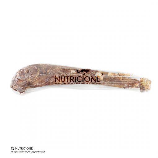 Snack- Aorta de ternera -deshidratada-retractilado