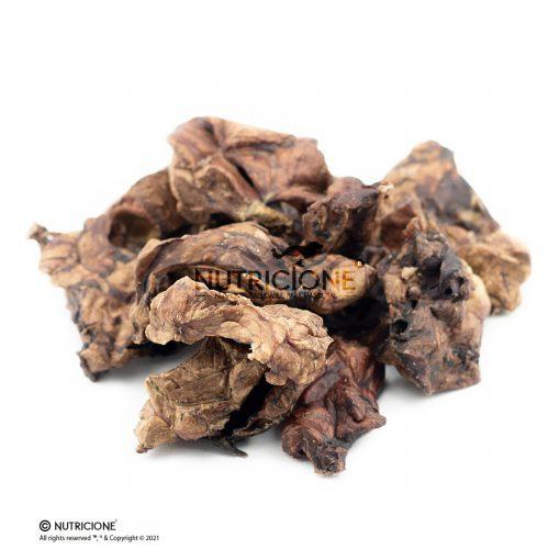Snack natural Pulmón de ternera para perro y gato