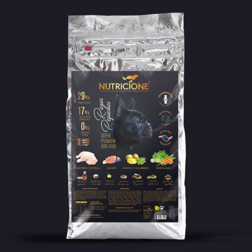 10kg-RAZAS-PEQUEÑAS-Pienso-carne-fresca-pollo-para-perro-superpremium