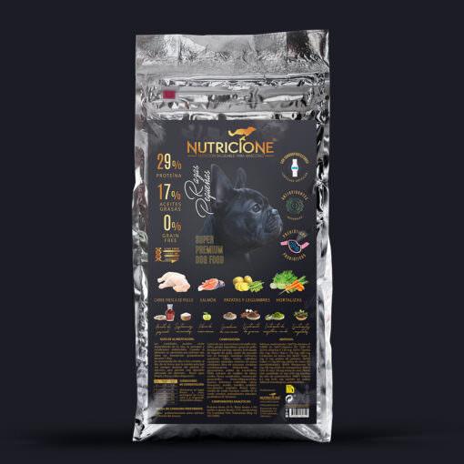2kg-RAZAS-PEQUEÑAS-Pienso-carne-fresca-pollo-para-perro-superpremium